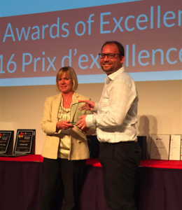 Rob-CRRF-award1